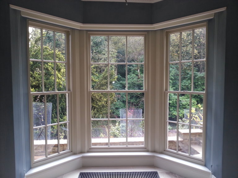Mock Sash Windows 1