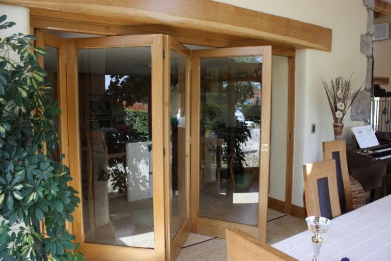 Timber Bi-Folding Doors 6
