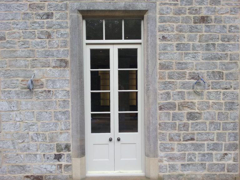 Timber Bi-Folding Doors 1