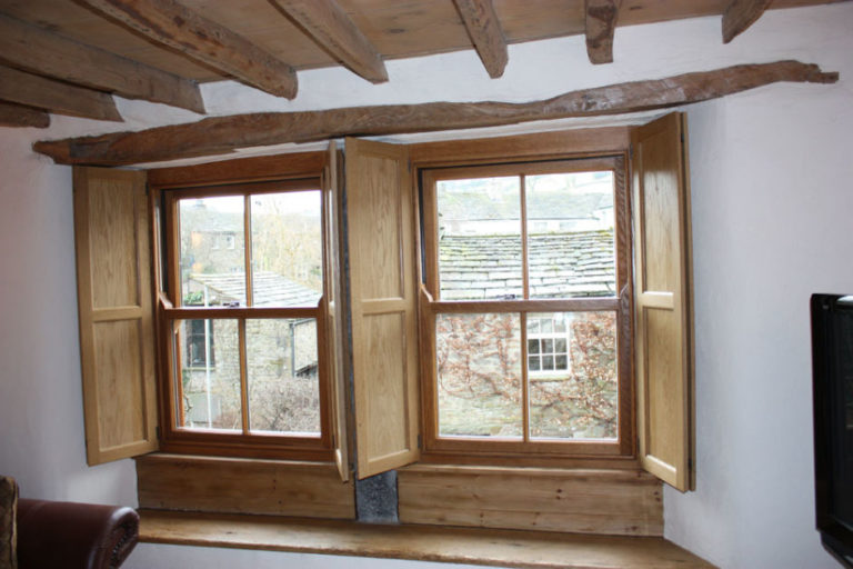 Mock Sash Windows 3
